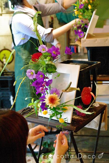 幸せの花がお出迎え!ゲストに喜ばれるウェルカム装花