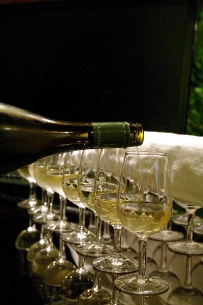 ワインとお花のおいしいコーディネートレッスン11