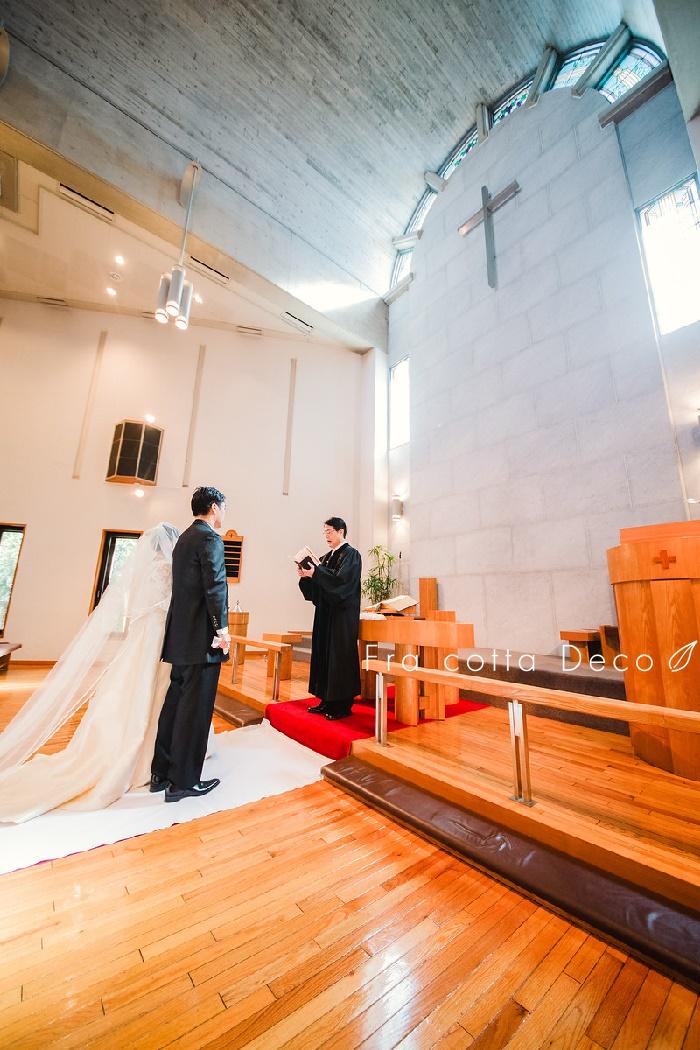 大切な家族・親族・友人に祝福される本物のウェディング~阿佐ヶ谷教会~