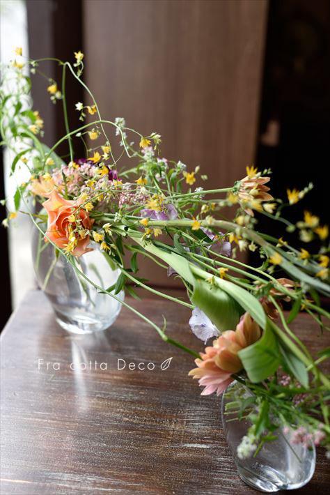 3月末の体験レッスンは大人気!レベルアップ間違いなしの花瓶活けレッスン