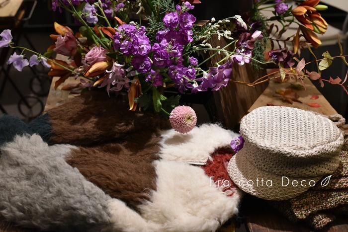 ~スペシャリストクラス~ アパレルの展示会設定の装花 グループレッスン ②
