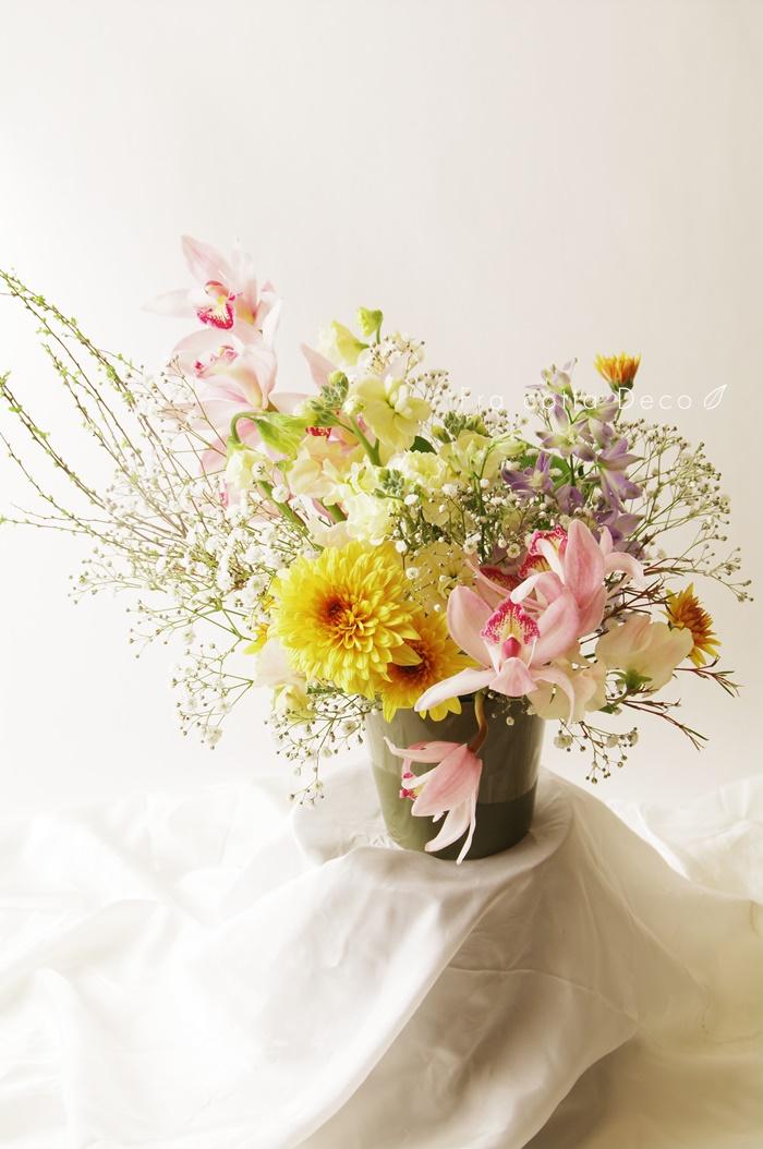 「お花」が引き合わせてくださった「出会い」