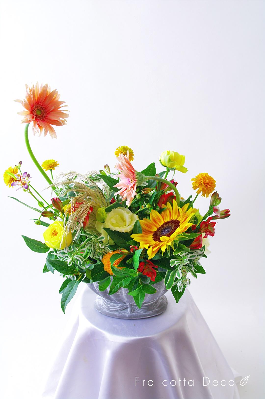 夏花と秋花